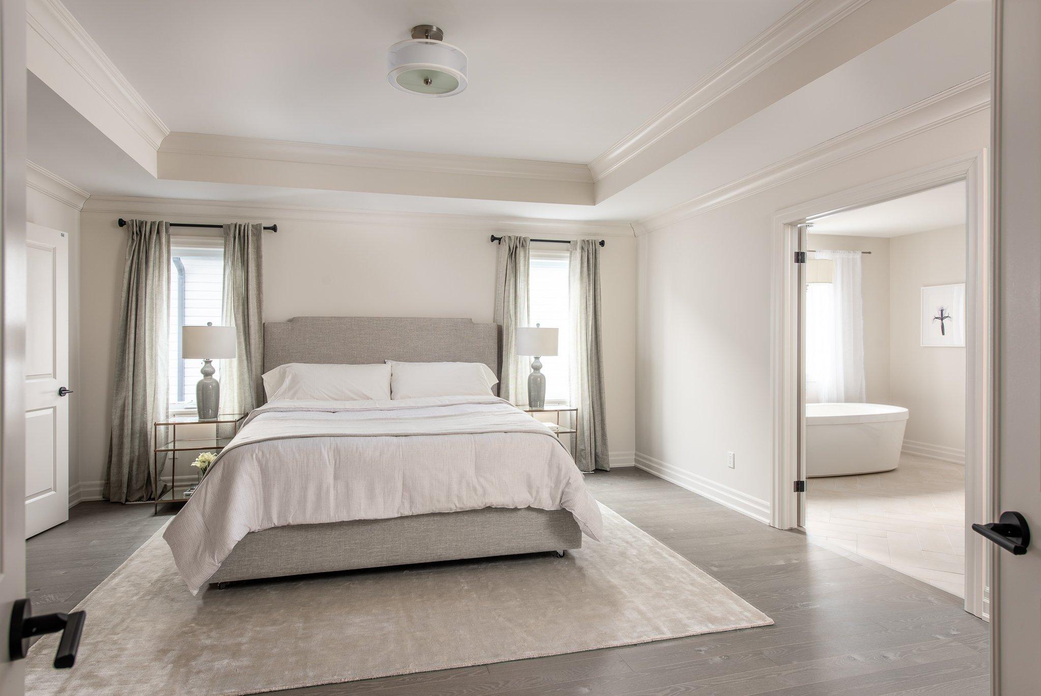 Preston III Master Bedroom